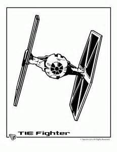 Star Wars TIE Fighter Coloring Pages sketch template