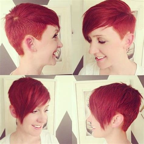 how to pin a fringe back pixie cut i need to trim up the back and sides of mine again couple