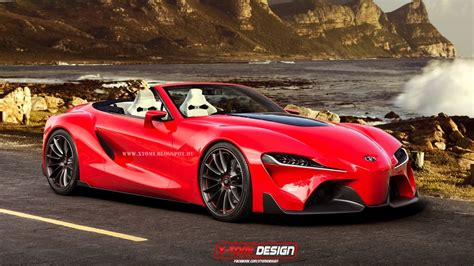 convertible toyota next gen toyota supra could receive convertible variant