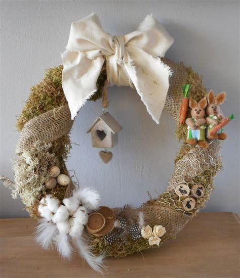 composizioni pasquali con fiori decorazioni pasquali fai da te tante idee facili e colorate