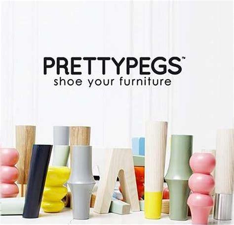 pretty pegs multicolor furniture holders pretty pegs releases bright