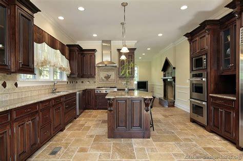 dark wood kitchen ideas pictures of kitchens traditional dark wood kitchens
