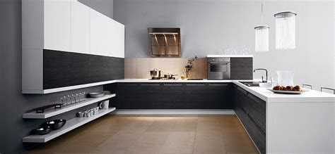 eleven modern kitchen compositions with urbane elegance - Eleven Contemporary Kitchen