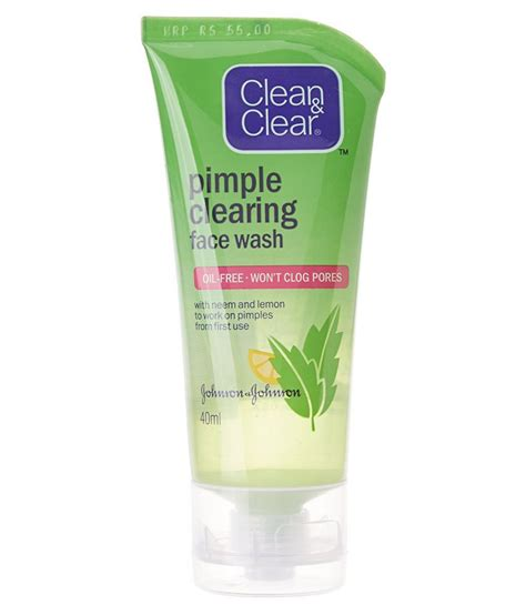 Scrub Clean Clear clean clear scrub 1 ml available at snapdeal for rs 55
