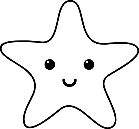cute starfish coloring pages 86 starfish coloring pages click the realistic