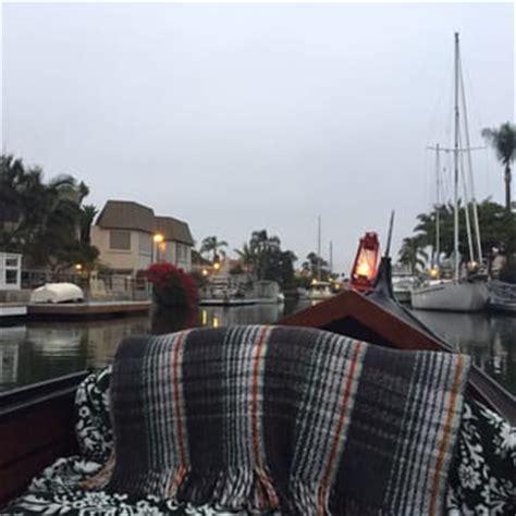 gondola boat ride in long beach gondola getaway long beach ca united states
