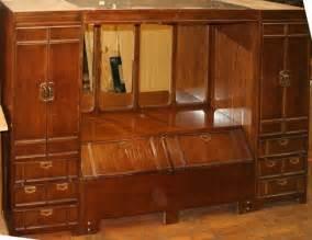 Thomasville King Size Bedroom Sets 050154 Thomasville Mystique King Size Headboard Lot