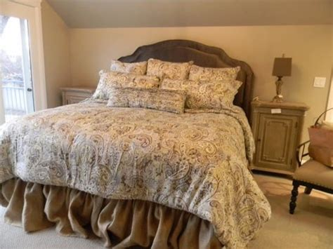 burlap bedding burlap dust ruffle bedding pinterest burlap bed