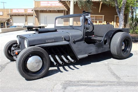 Jeep Rat Rods Jeep Rat Rod Ratrod
