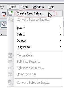 corel draw x5 menu bar membuat nota dengan coreldraw belajar coreldraw