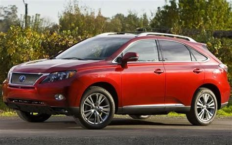 suv lexus 2010 used 2010 lexus rx 450h for sale pricing features