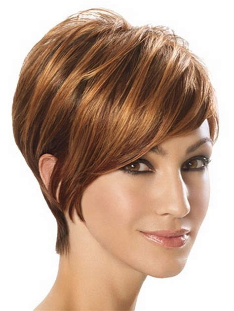 pictures of short wigs short hairstyle wigs
