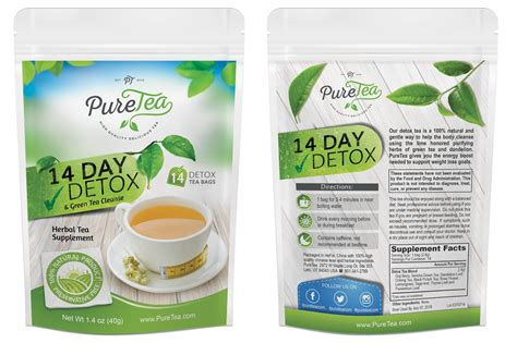 Detox Tea Weight Loss In Stores by Detox Tea For Weight Loss Puretea