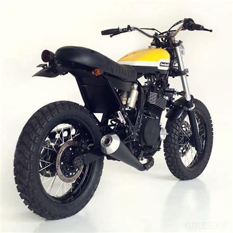 Motorrad Suzuki Dr 650 by Suzuki Dr 650 By Deus Scramler Motorrad