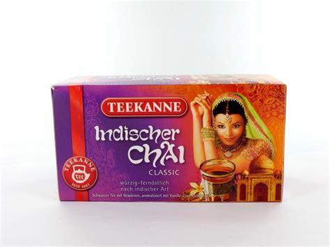 shop fuer kaffee und tee teekanne indischer chai classic