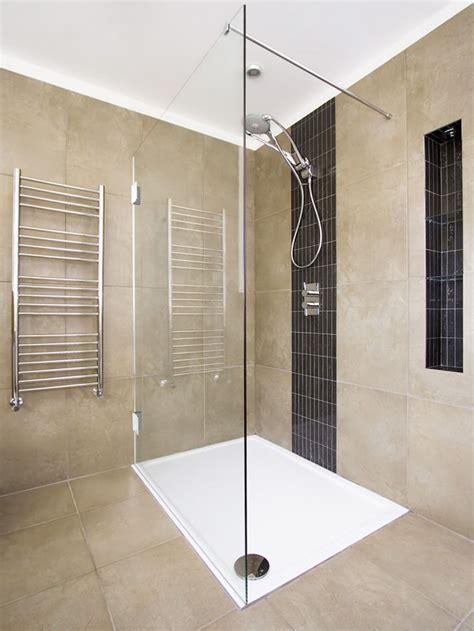 barrierefreie dusche nachträglicher einbau moderne duschen bodeneben barrierefrei der duschenmacher