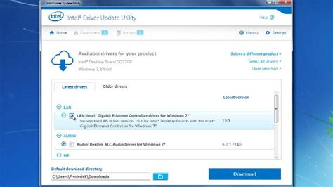 Intel Auto Update Drivers by Intel Auto Update Gallery