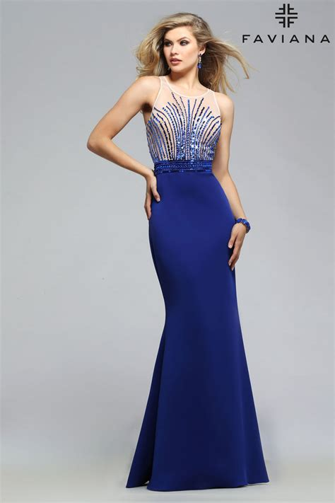 Prom Gowns by Faviana S7749 Prom Dress Prom Gown S7749