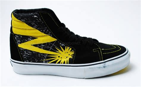Sepatu Vans Bad Brains bad brains x vans sk8 hi 46 le february 2009