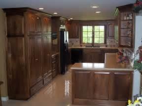 Black Walnut Kitchen Cabinets Handmade Black Walnut Kitchen By Jeffrey William Construction Inc Custommade