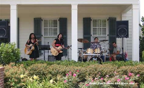 The Front Porch Band westhaven porchfest franklin tennessee