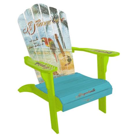 Margaritaville Furniture by Margaritaville Quot Vintage Tequila Quot Classic Adirondack Chair