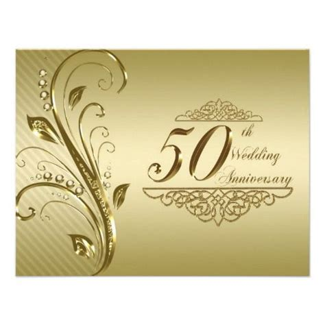 50th Anniversary Card Template by 51 Best Images About 50th Anniversary On