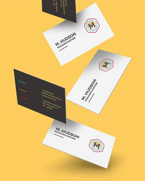 Business Card Letterhead Mockup 100 Best Free Psd Mockups Freebies Graphic Design Junction