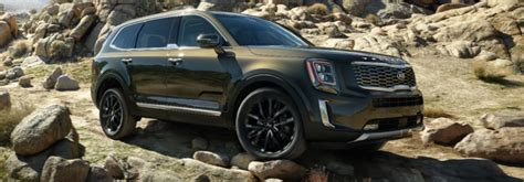when does the 2020 kia telluride come out does the 2020 kia telluride come standard with all wheel