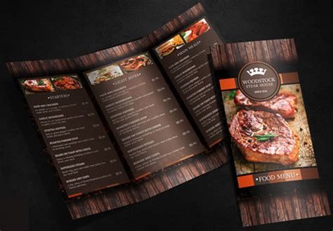 sample menu designs  psd vector eps