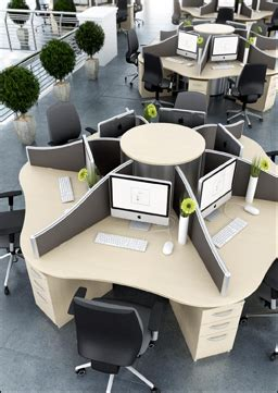 call center design questions office furniture scene