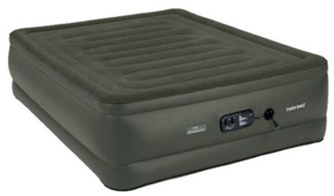 Fred Meyer Air Mattress by Insta Bed Raised Air Mattress With Sure Grip Bottom