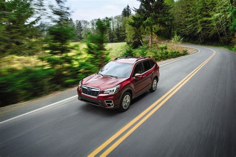 subaru forester sees price increases   board