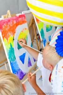 kara s party ideas colorful art party with tons of ideas