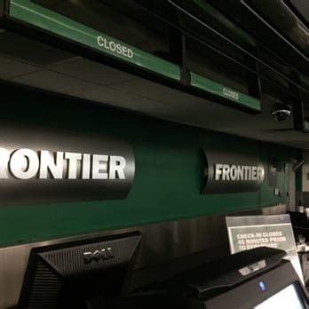 frontier airlines customer service phone number frontier airlines closed 29 reviews airlines 555 air cargo way mitchell field