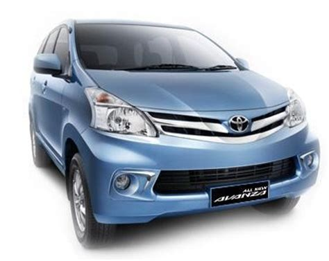 Avanza All New 2013 harga toyota all new avanza 2013