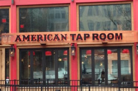 American Tap Room by Goodbye Timpano Sports Authority Successor American Tap