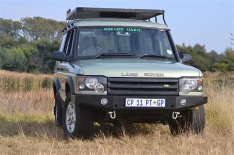 land rover discovery 2 front and rear bumpers junk mail