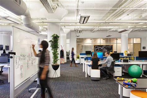 In Office by A Peek Inside Prezi S Cool San Francisco Office Officelovin