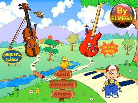 berta aprende musica mi todo full programas juegos juego aprende m 250 sica con pipo iso mega beta by elmega