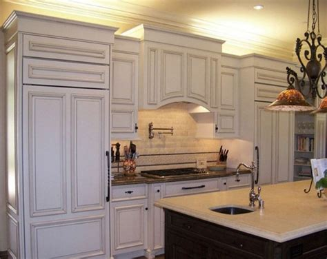 Kitchen Cabinets With Molding Crown Kitchen Cabinet Crown Molding Tops Thediapercake Home Trend