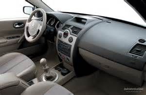 Renault Megane 2006 Sedan Renault Megane Sedan Specs 2003 2004 2005 2006