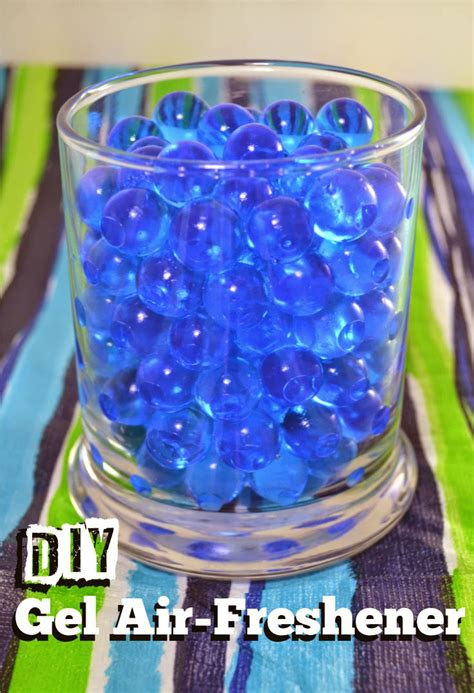dollar tree craft gel bead air freshener fluster buster