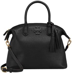 T Y Burch Pebbled Dome Mini burch satchels on sale up to 70 at tradesy
