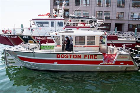 fire boat boston fire boats