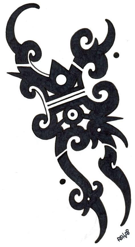 tato simbol dayak sarawak iban malaysia tatto asian tatto design