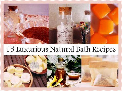 bathtub crank recipe luxurious natural bath recipes