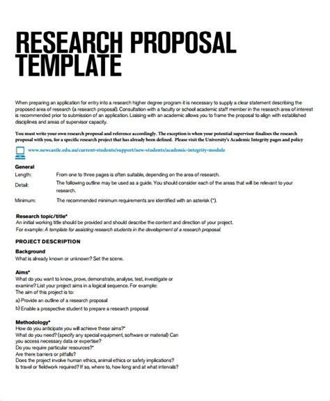 research paper proposal template doc archives ny limo info