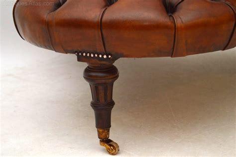 conversation sofa leather antique leather walnut conversation sofa antiques atlas