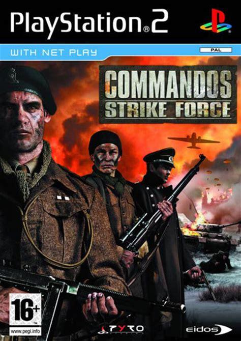 emuparadise urban reign commandos strike force usa en fr es iso